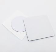 Självhäftande RFID-tag, MIFARE® Classic 1K, NFC, skärmad (100-pack)